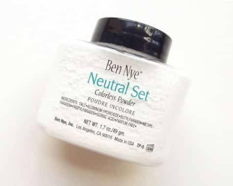 Ben-Nye-Neutral-Set-Colorless-Face-Powder