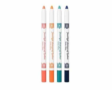 merk eyeliner pensil warna warni
