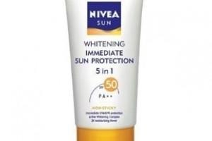 Nivea Sun Whitening Sun Protection-min