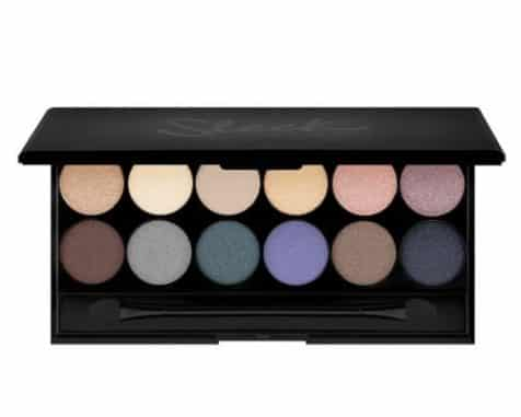 Sleek MakeUp Storm i-Divine Eye Shadow Palette