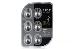 Ellips Hair Vitamin Silky Black