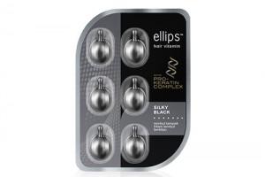 Ellips Hair Vitamin Silky Black