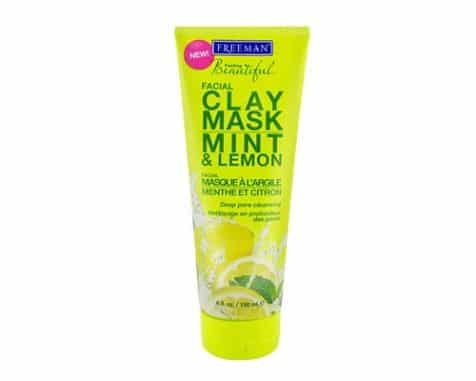 FREEMAN-Mint-Lemon-Clay-Mask