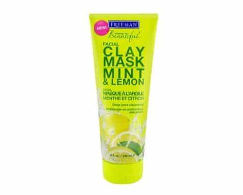 FREEMAN-Mint-Lemon-Clay-Mask