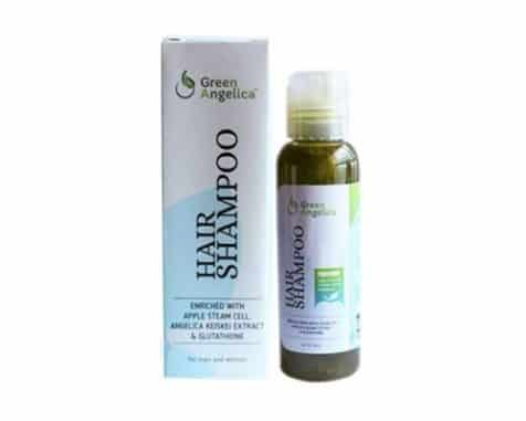 shampo herbal untuk rambut rontok