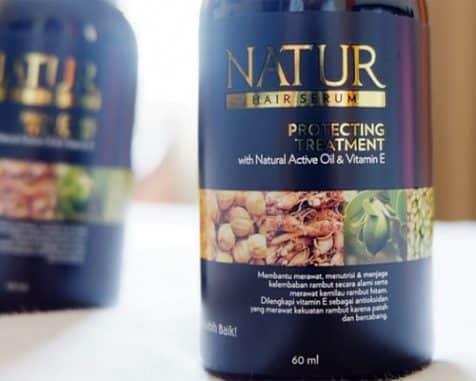 produk vitamin untuk rambut rontok
