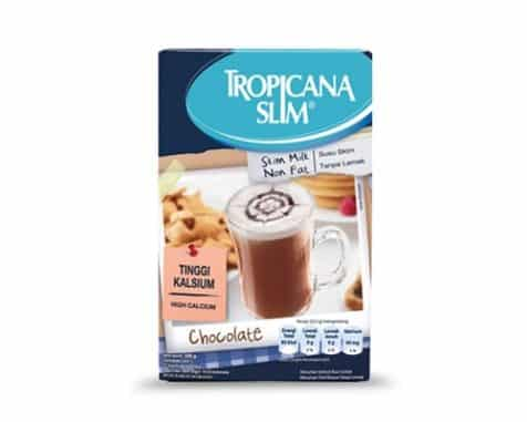 Tropicana Slim Susu Low Fat