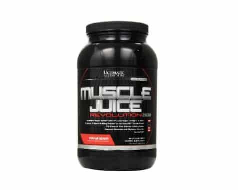 Ultimate Nutrition Muscle Juice Revolution