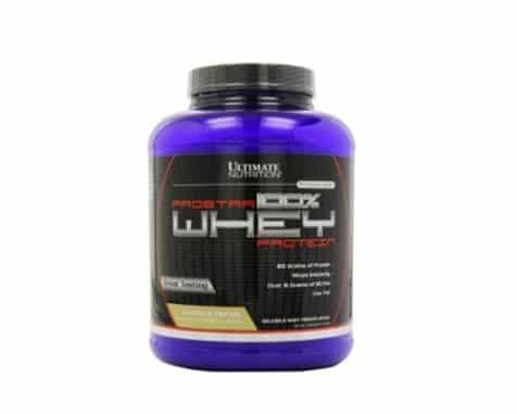 Ultimate Nutrition Prostar 100% Merk Susu Whey Protein Terbaik