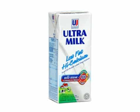 Ultra Milk Low Fat High Calcium