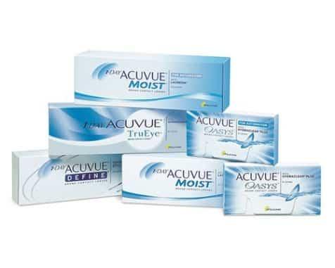 Merk softlens yang bagus dan nyaman dari Acuvue