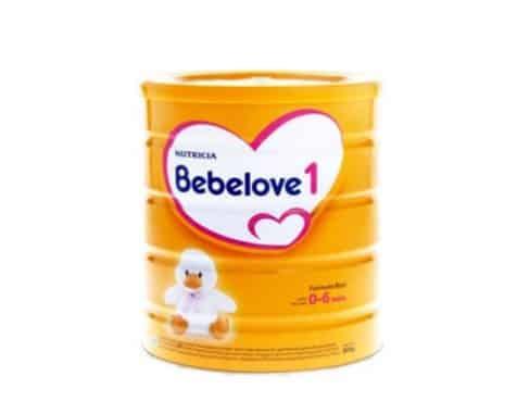 merk susu formula terbaik untuk bayi Bebelove 1