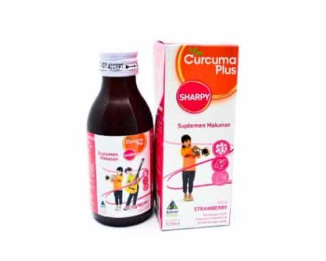 Curcuma Plus Sharpy