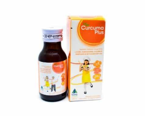 Curcuma Plus Sirup