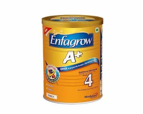 Enfagrow A+ 4