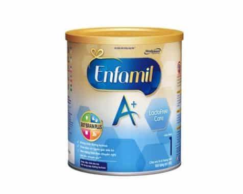 Enfamil A+ Lactofree