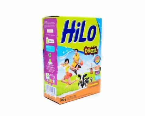 HiLo-Teen