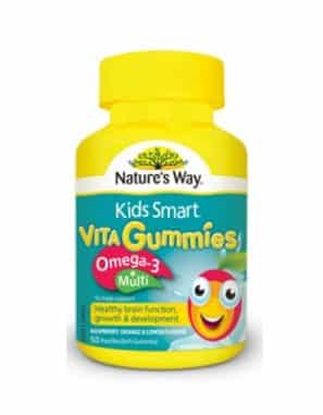 Nature's Way Kids Smart Vita Gummies Vitamin C + Zinc