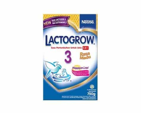 Nestle LACTOGROW 3 HappyNutri