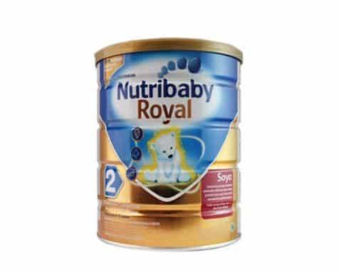 Nutribaby Soya 2