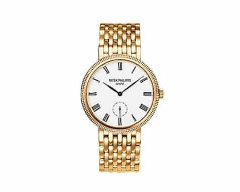 Merk jam tangan wanita termahal Patek Philippe