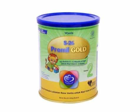 S-26 Promil Gold Tahap 2