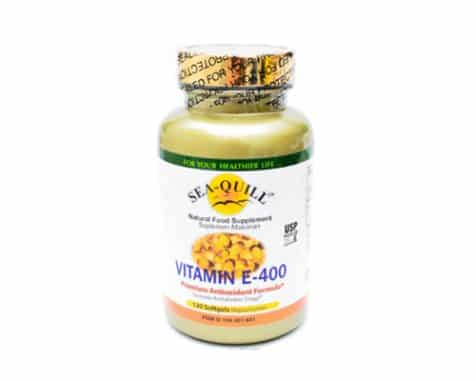 Sea-Quill Vitamin E-400