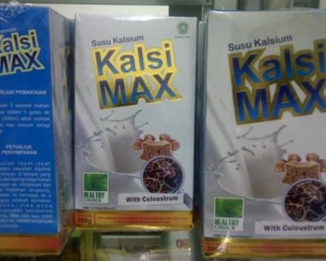Susu-Kalsium-KalsiMAX