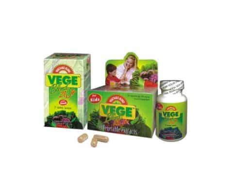 VEGE Fruit 18 JR for Kids