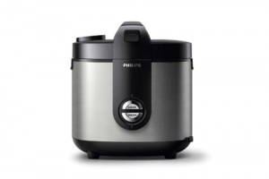 PHILIPS Rice Cooker Stainless ProCeramic