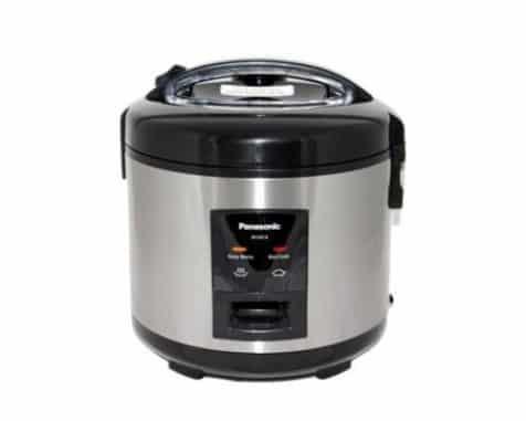Panasonic SR-CEZ18SSR Rice Cooker 3 in 1