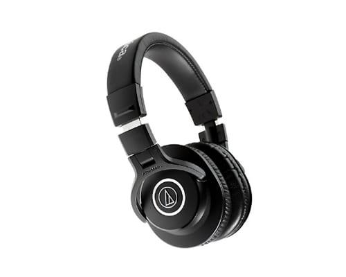 Audio Technica ATH-M40x Merk headphone terbaik