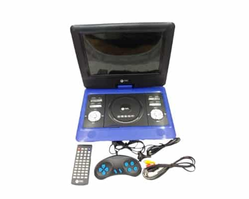 TORI-TPD-1300-DVD-Player-Portable