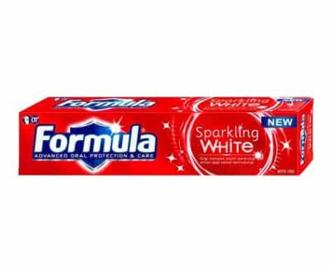 Formula Sparkling White