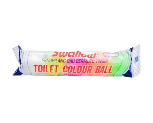 Swallow Toilet Colour Ball