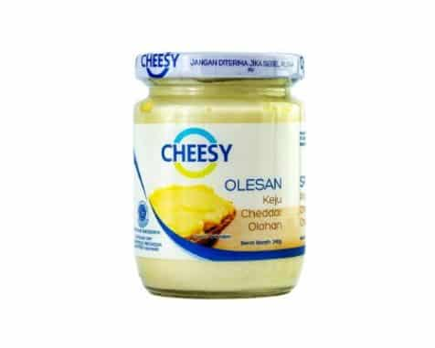 Cheesy Spread Cheddar