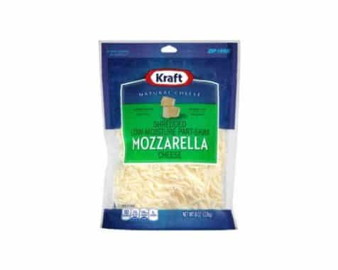 Kraft-Shredded-Mozzarella-Cheese