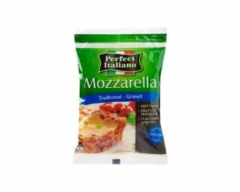 Perfect Italiano Shredded Mozzarella