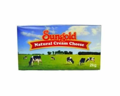 Sungold Natural Cream Cheese