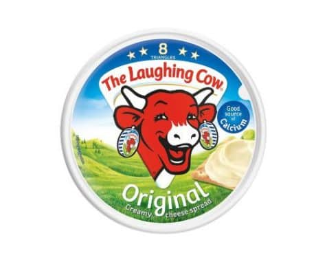 The Laughing Cow Original Cheese Spread