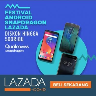 Diskon Lazada