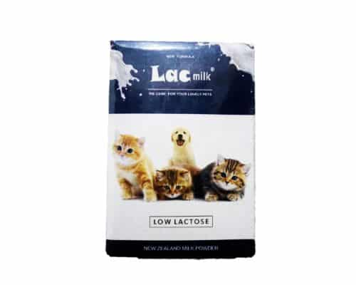 Lac-Milk for Dogs & Cats