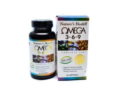 Natures Health Omega 3-6-9