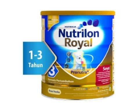 Nutrilon Royal Soya With Pronutra+