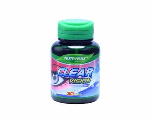 Nutrimax Clear Vision