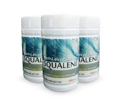 Squalene Fish Liver Oil
