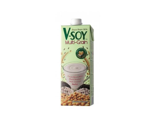 V-SOY Multi Grain Soy Milk UHT