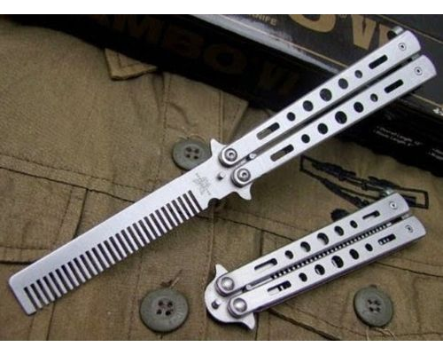 Benchmade-Butterfly-Balisong