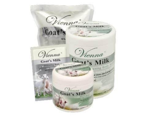 Vienna Body Scrub Goats Milk