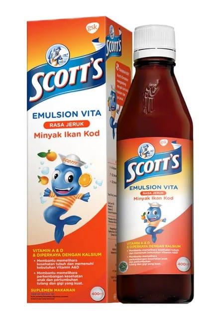 Scotts-Emulsion